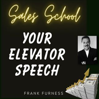 Your Elevator Speech