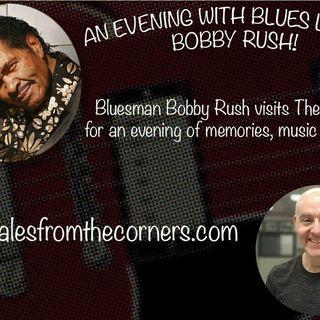 Blues Artist Bobby Rush