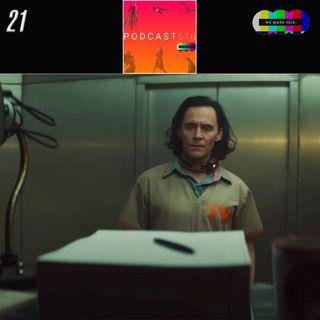 21. Loki 1x01: Glorious Purpose