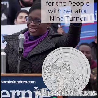 "01262020 - ""Bern for the People"" with Senator Nina Turner"