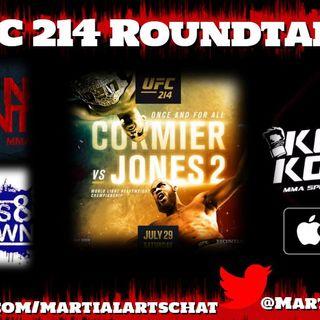 UFC 214 LIVE