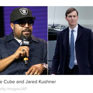 Kushner and Cube with Marcus Muhd