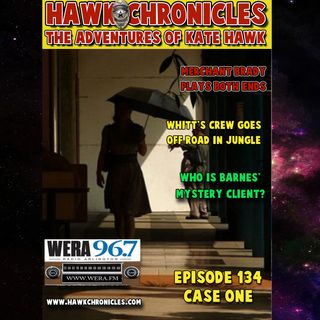 "Episode 134 Hawk Chronicles ""Case One"""