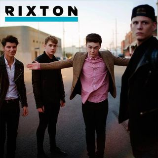 What Band Inspired Rixton!?