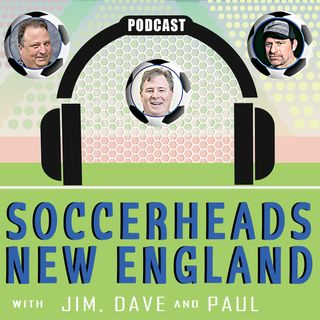 Soccer Heads New England 'The Maiden Voyage' (Episode 1)