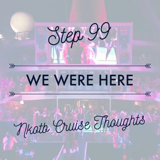 NKOTB Block Party #54 - We Were Here (On the Boat) Part 2: Thoughts from OG Cover Girl Jenny & MSCW Friends New Kids on the Block Cruise Sto