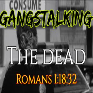 """The Dead"" [Gangstalking: It's BIBLICAL - Romans 1:18-32]"