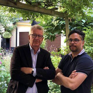 Johan Giesecke – om pappa, pandemier och popularitet
