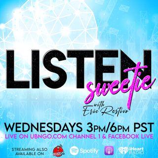 LISTEN SWEETIE