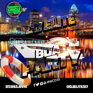 DJ Elite Boat Party