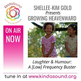 Laughter & Humour: A [Low] Frequency Buster | Growing Heavenward with Shellee-Kim Gold