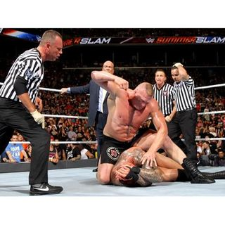 LESNAR KILLS ORTON! WWE SUMMERSLAM REVIEW 8/21/2016 (NOISEBLEED PODCAST #18)
