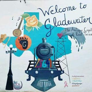 Big Blend Radio Visits Gladewater in East Texas