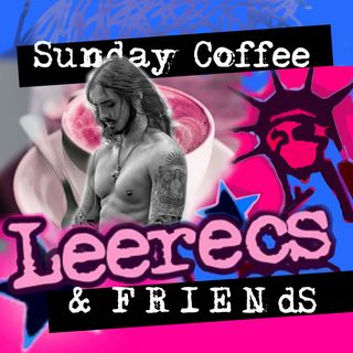 Sunday Coffee with Elyn's Andy Vozza
