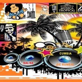 """DE RUMBA"" música tropical variada"