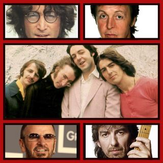 BEATLES HOUR W  STEVE LUDWIG 29 ~Beatles Sing About the Beatles
