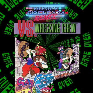 Vs. Wrecking Crew (Arcade)