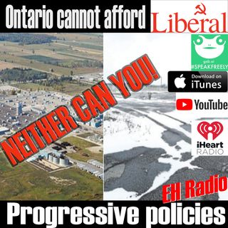 Morning moment Ontario cannot afford Liberals April 27 2018