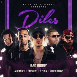 Diles (Extended Version) - Bad Bunny Y Mas Artistas (Edit By DJ Basico Impromix)
