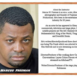 Marcus Freeman Live - Underground interviews