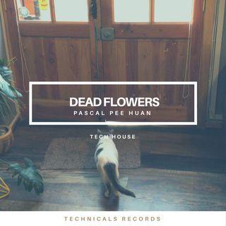 Pascal Pee Huan Present. : DEAD FLOWERS  Tech House 2020