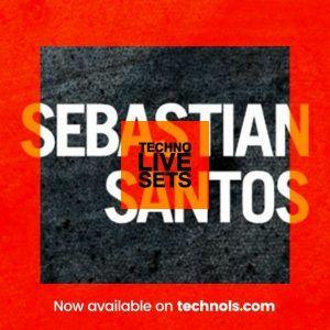 Techno: Sebastian Santos Exponent Podcast 104