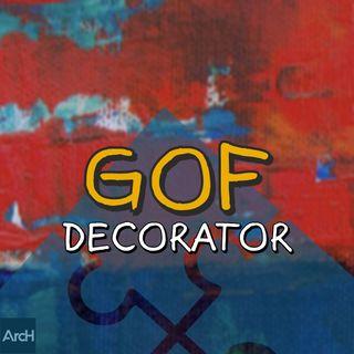 Usando a herança de forma diferente com o pattern Decorator (GOF)
