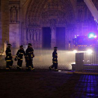 No hay mexicanos lesionados por incendio en la Catedral de Notre Dame