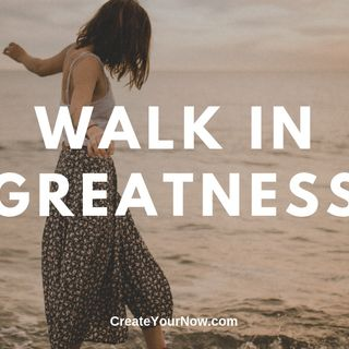 1629 Walk in Greatness