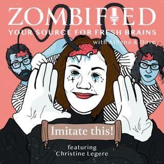 Imitate this! Christine Legare