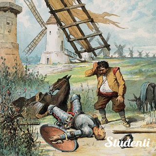 Letteratura - Il Don Chisciotte di Cervantes