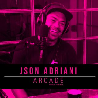 EP 22 - JSON ADRIANI // Blading, wax & videomaking