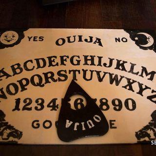 #toscanella Tavola ouija, fenomeni paranormali