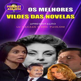 Podcast - Viloes de Novelas 80s & 90s