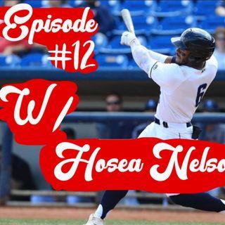 Hosea Nelson, Episode 12 of The SpeakEZ Podcast