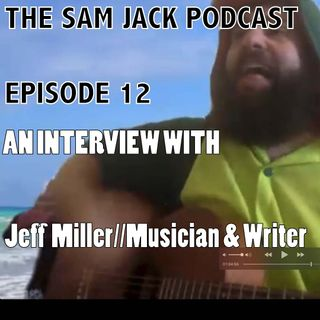 Episode 12: Black Crystal Wolf Kids Frontman & Thrillist Editor Jeff Miller talks the NEW NORMAL