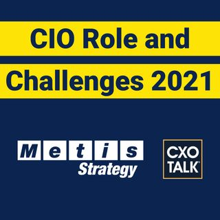 Chief Information Officer (CIO) Role 2021: Opportunities and Challenges