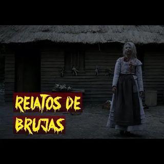 2 HISTORIAS DE TERROR BRUJAS - REDE