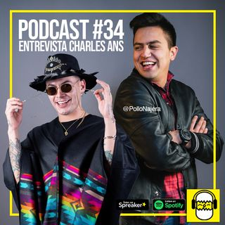 Podcast #34 Charles Ans