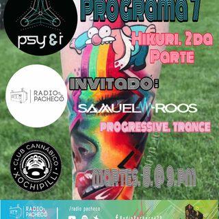 """""""Samuel Roos Dj""""  Psy&I Prog 7"""