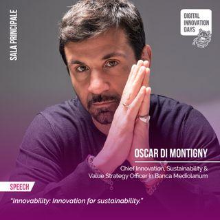 Oscar Di Montigny   Innovability: Innovation for sustainability
