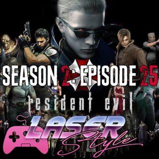 Season 2: Episode 25-Resident Evil