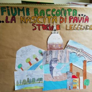 La leggenda della nascita di Pavia