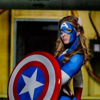 Ep 35: Krystle Starr / International Cosplay Day & Dallas Comic Show