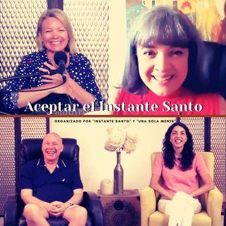Aceptar el Instante Santo - Encuentro en línea con David Hoffmeister traducidos por Marina Colombo