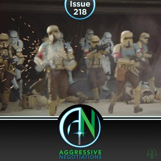 Issue 218: Imperial Cannon Fodder