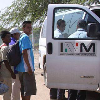 CNDH emite Recomendación a INM