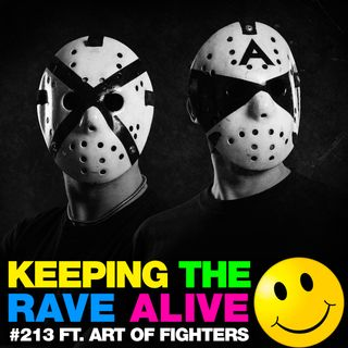 Episode 213: feat Art of Fighters!