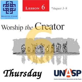 Sabbath School Aug-8 Thursday