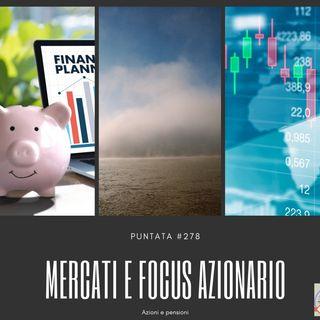 #278 La Borsa...in poche parole - Podcast d'informazione per investire consapevolmente